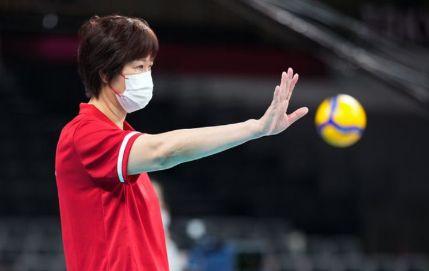 中国女排首局17-25俄奥委女排 本届奥运已连丢7局!
